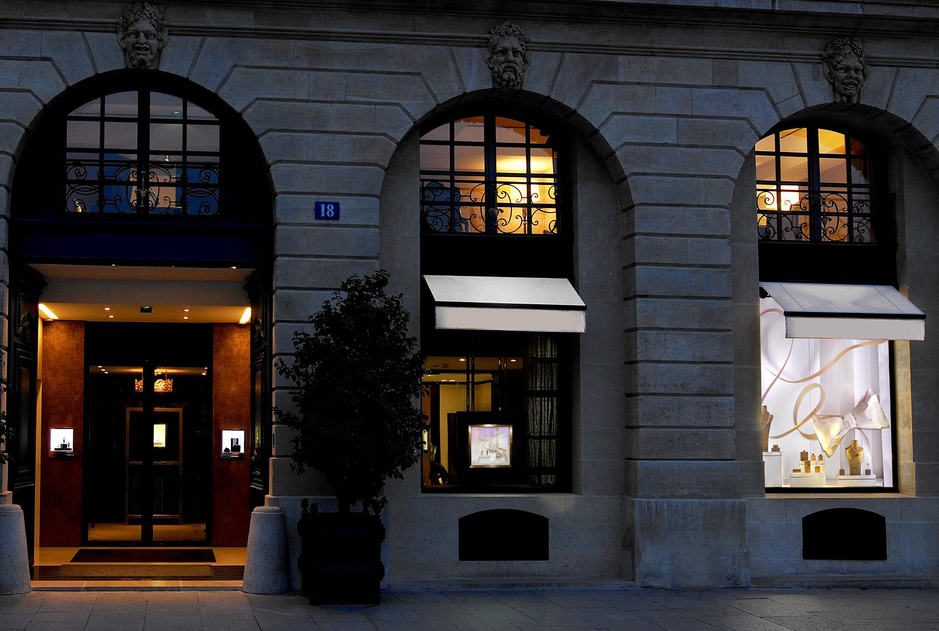 image de la façade Ruban